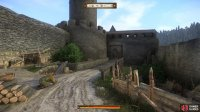 As you enter Rattay through the lower gate, turn right and cross the bridge to enter Pirkstein.